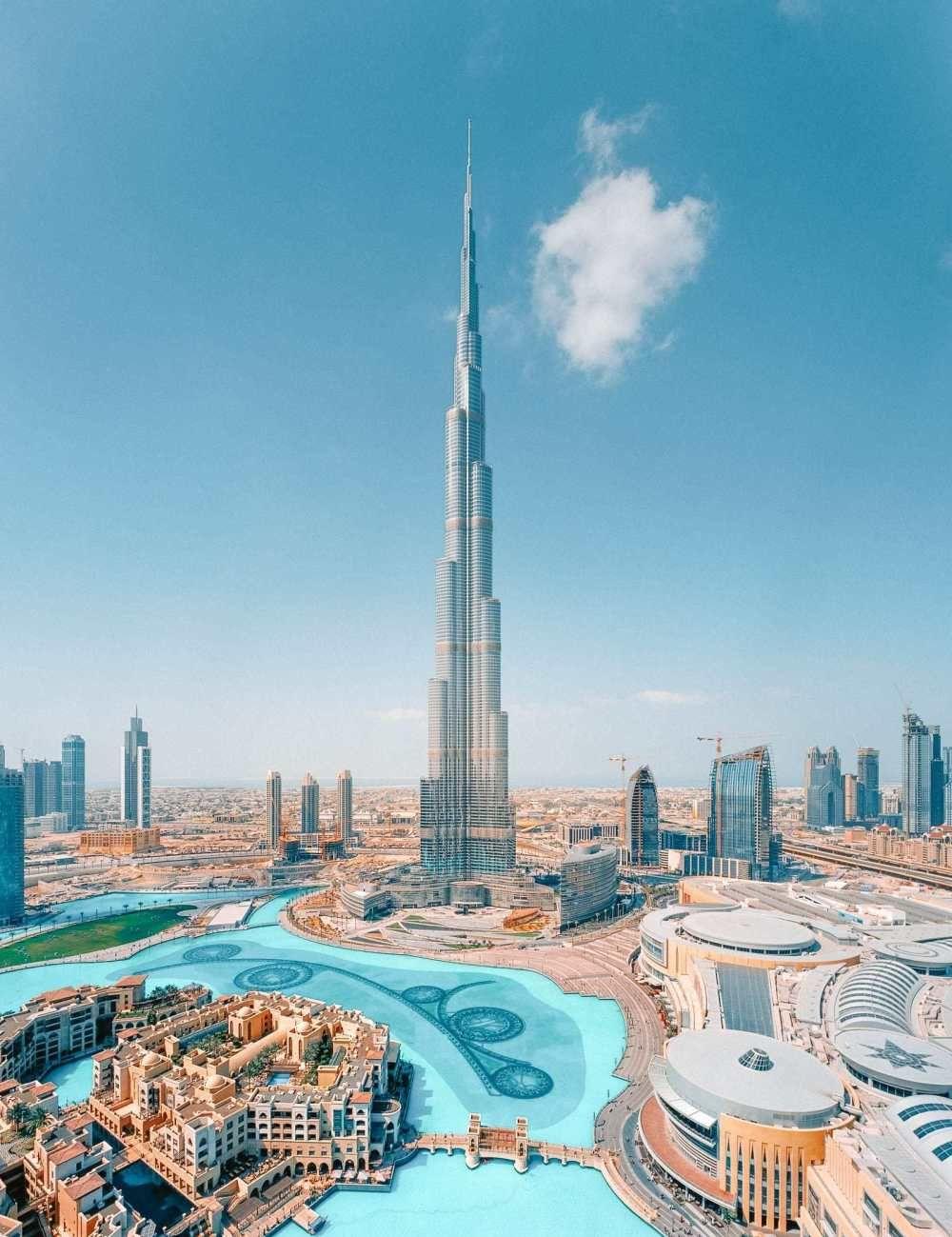 World class luxury in Dubai