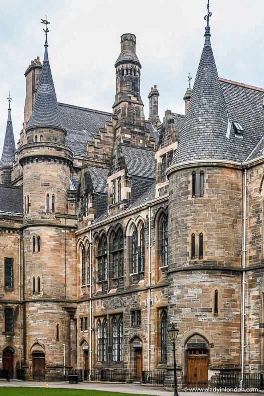 Glasgow's utterly unique and classic castles