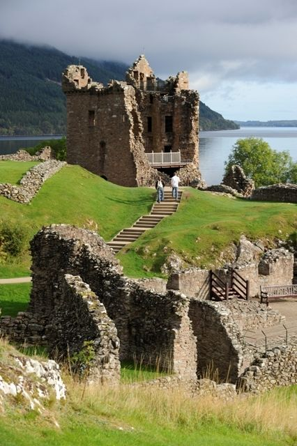 Breathtaking views in the cultural capital of the Scottish Highlands