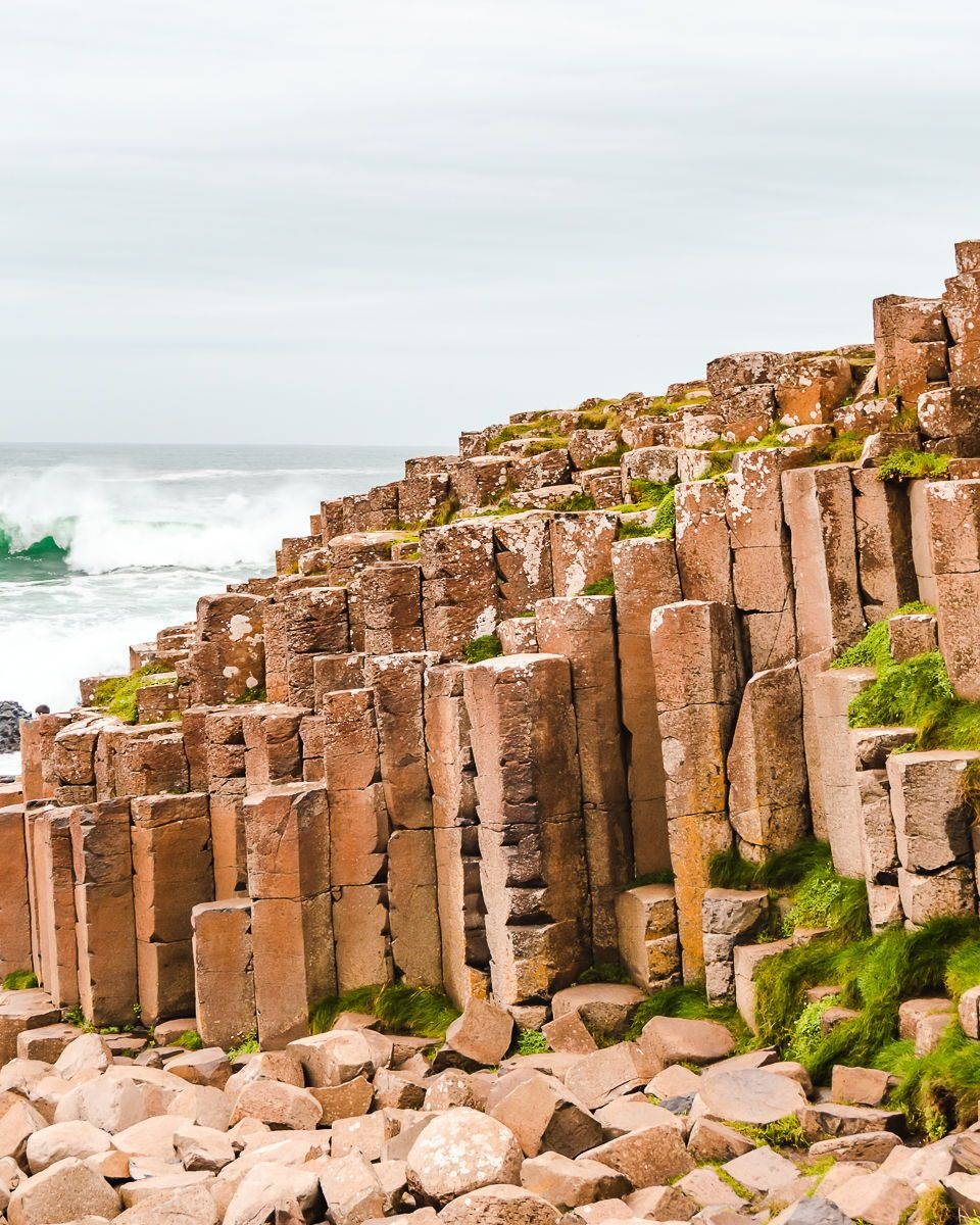 Explore the science, myths and legends that surround the Giants Causeway