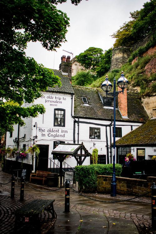 Have an old fashioned pint in the oldest pub in Britain