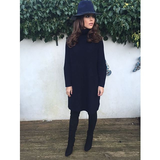 chloe lewis wearing the ivy ego boot