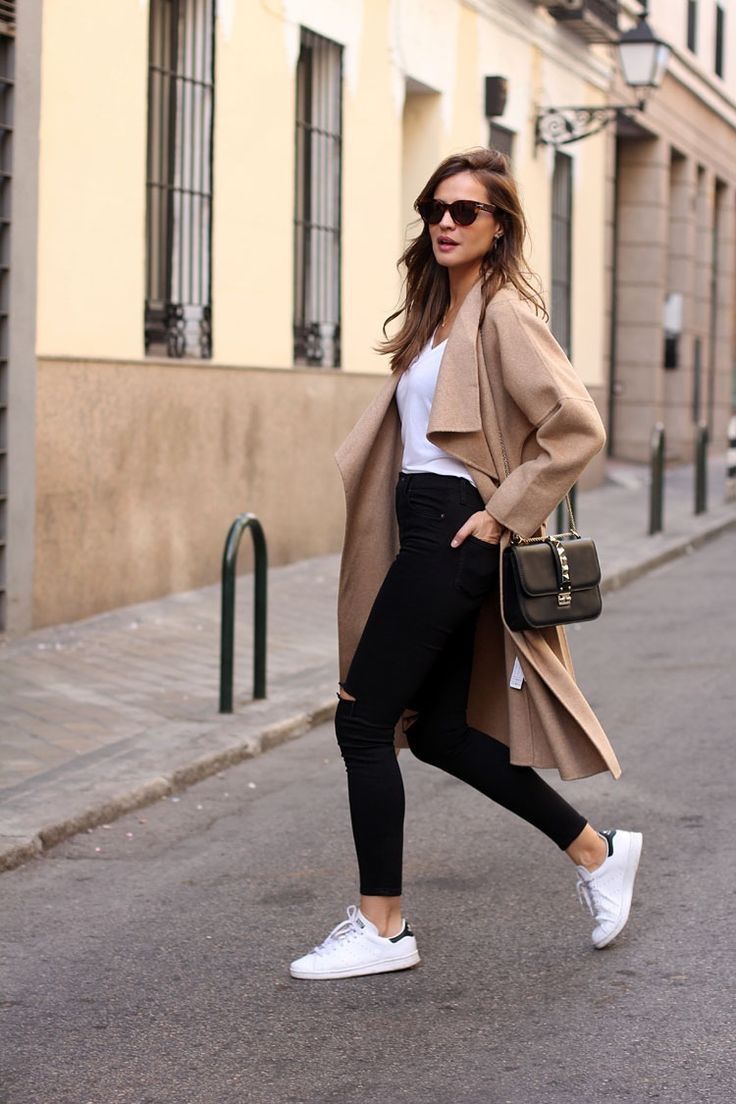 sports luxe with ego and our trainers