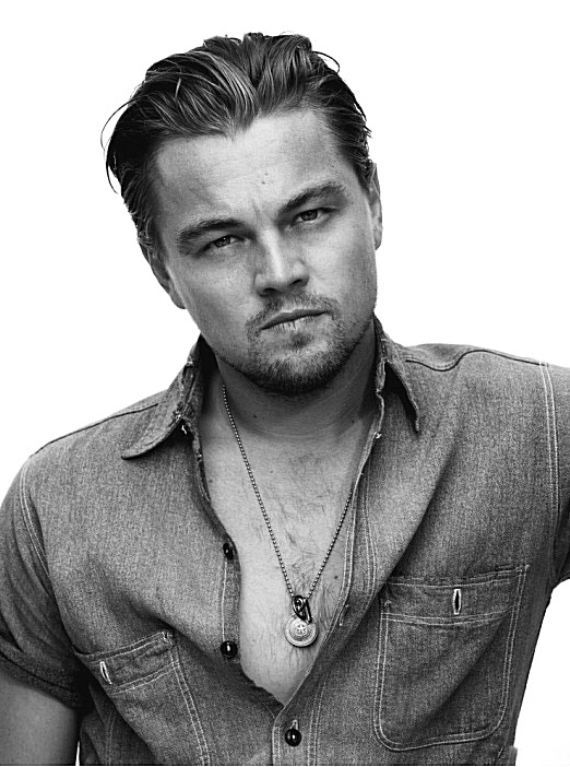 leonardo dicaprio and man crush monday with ego