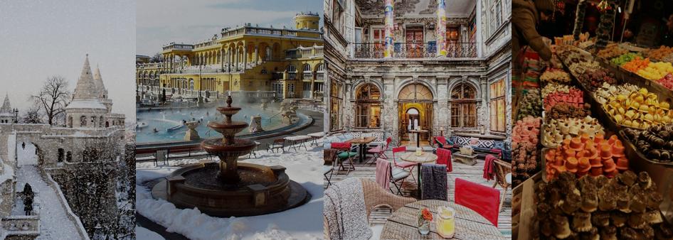 Winter Breaks Ego European Weekends Budapest Hungary