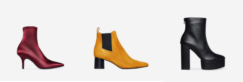 Skye Toni Temper Ruben Ankle Boots