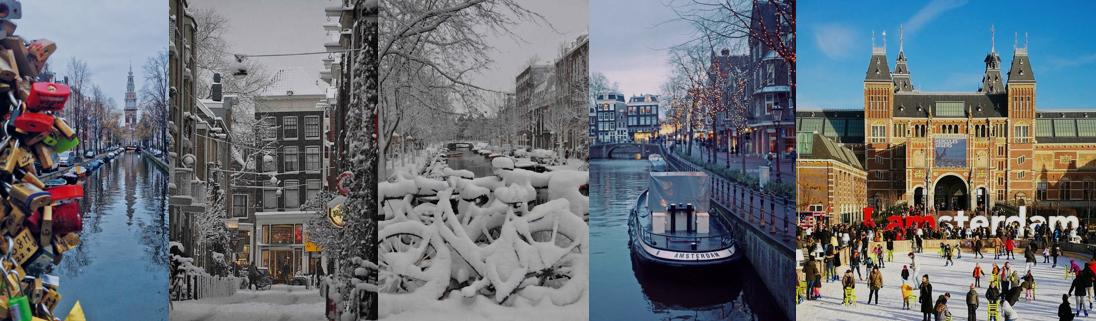 Winter Breaks Ego European Weekends Amsterdam