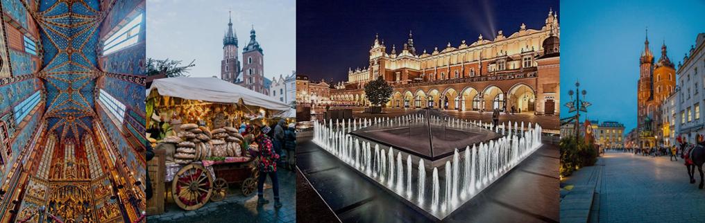 Winter Breaks Ego European Weekends Krakow Poland