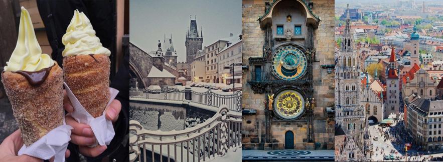 Winter Breaks Ego European Weekends Prague