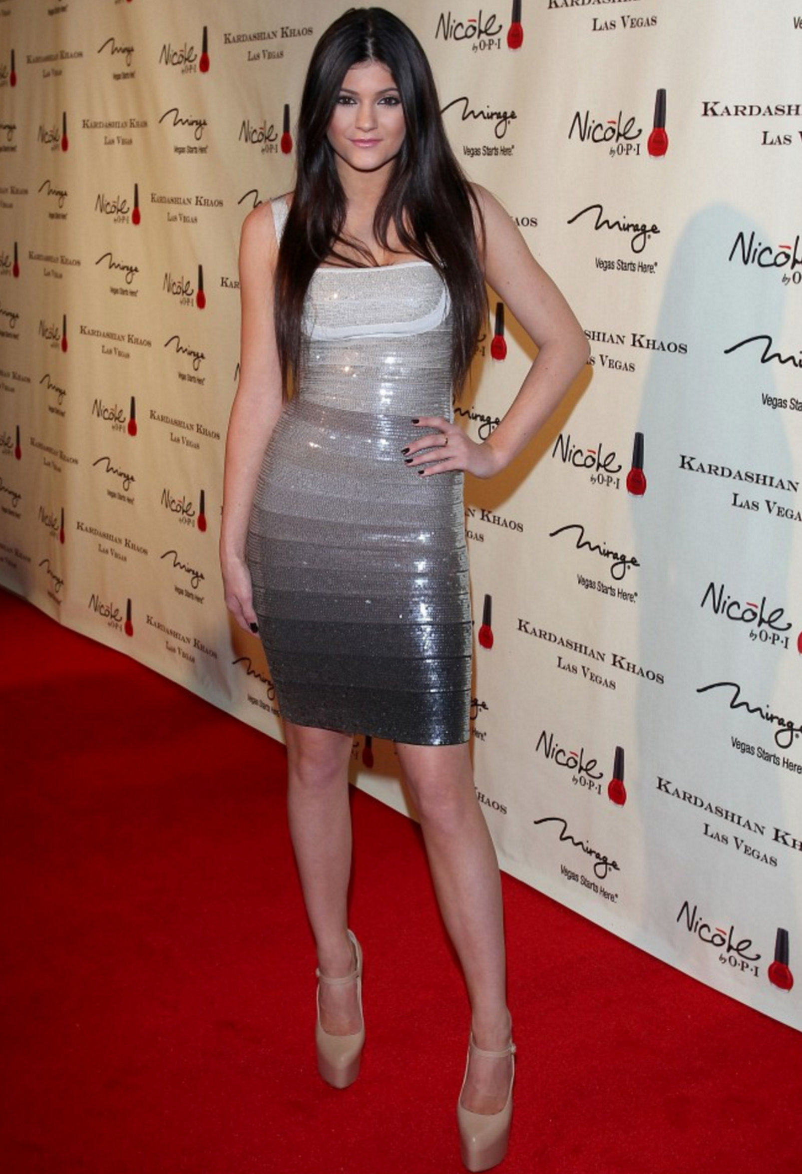 Kylie Jenner 2011 Dress Style
