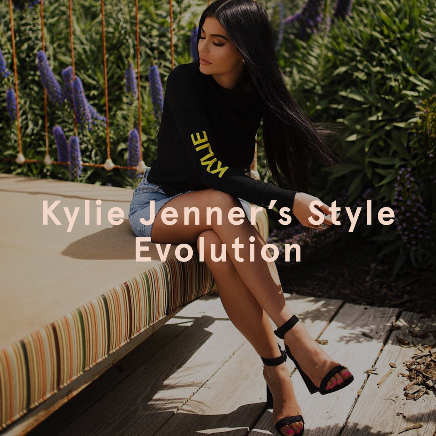 Kylie Jenner Style Evolution