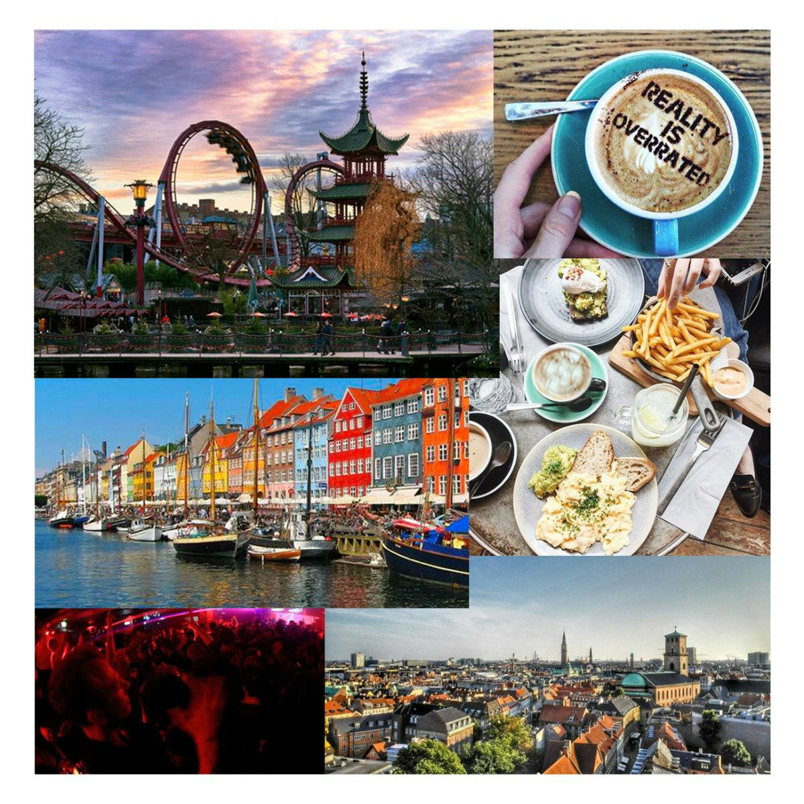 European city break