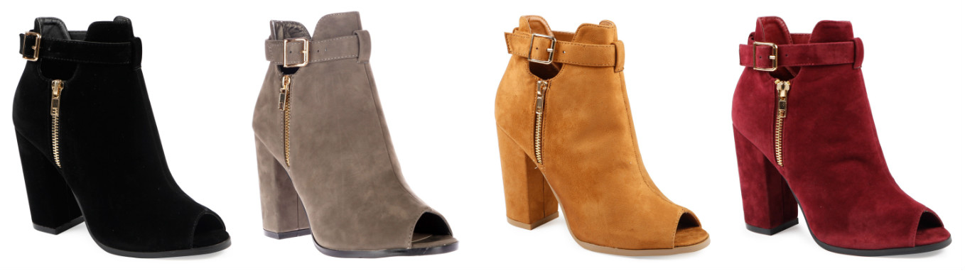 Faye ankle boot perfect for the winter season