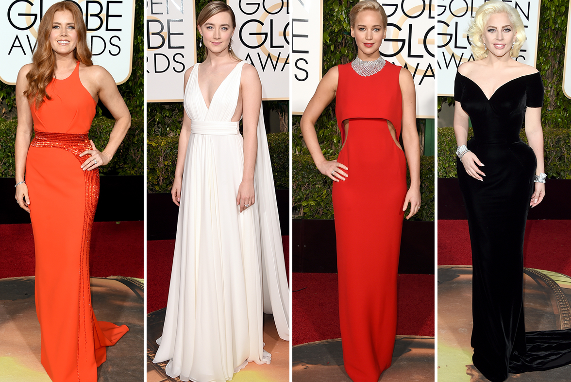 RECAPS OF THE GOLDEN GLOBES BEST OUTFITS WITH EGO