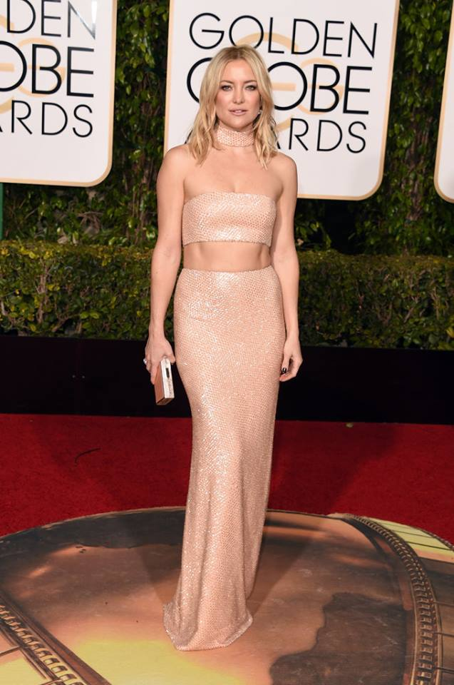 KATE HUDSON AND GOLDEN GLOBE RECAP WITH EGO