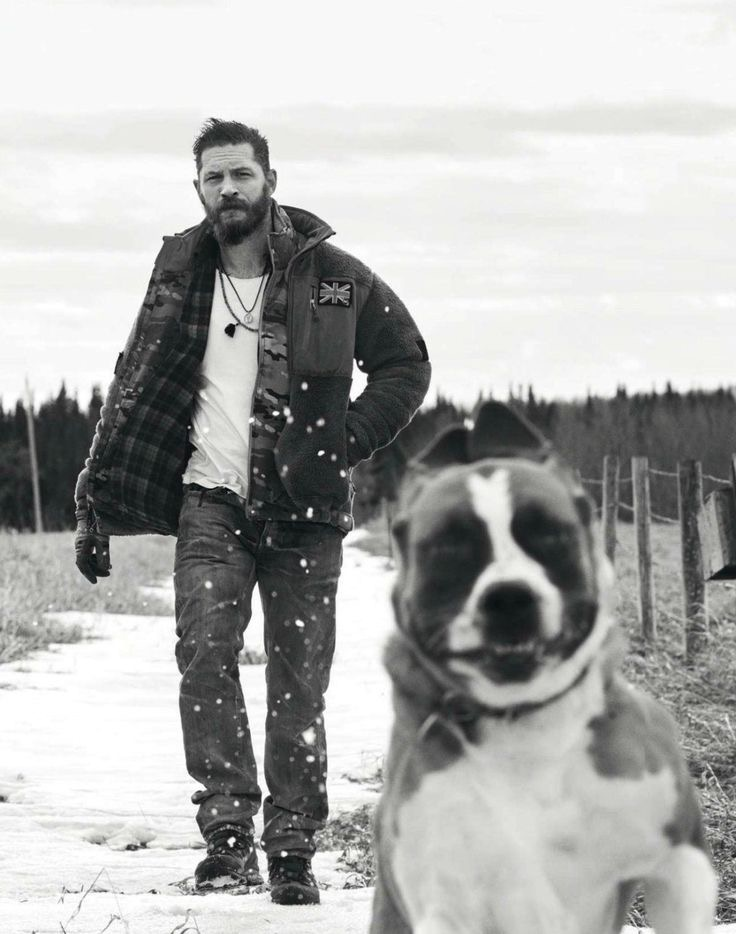 MCM WITH EGO AND TOM HARDY