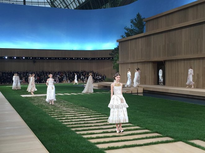 chanel couture show and the ego recap