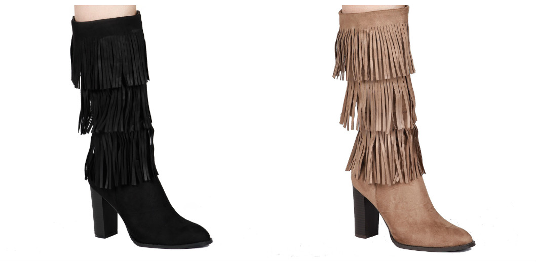 The Fringe Factor: The Liberty Boot