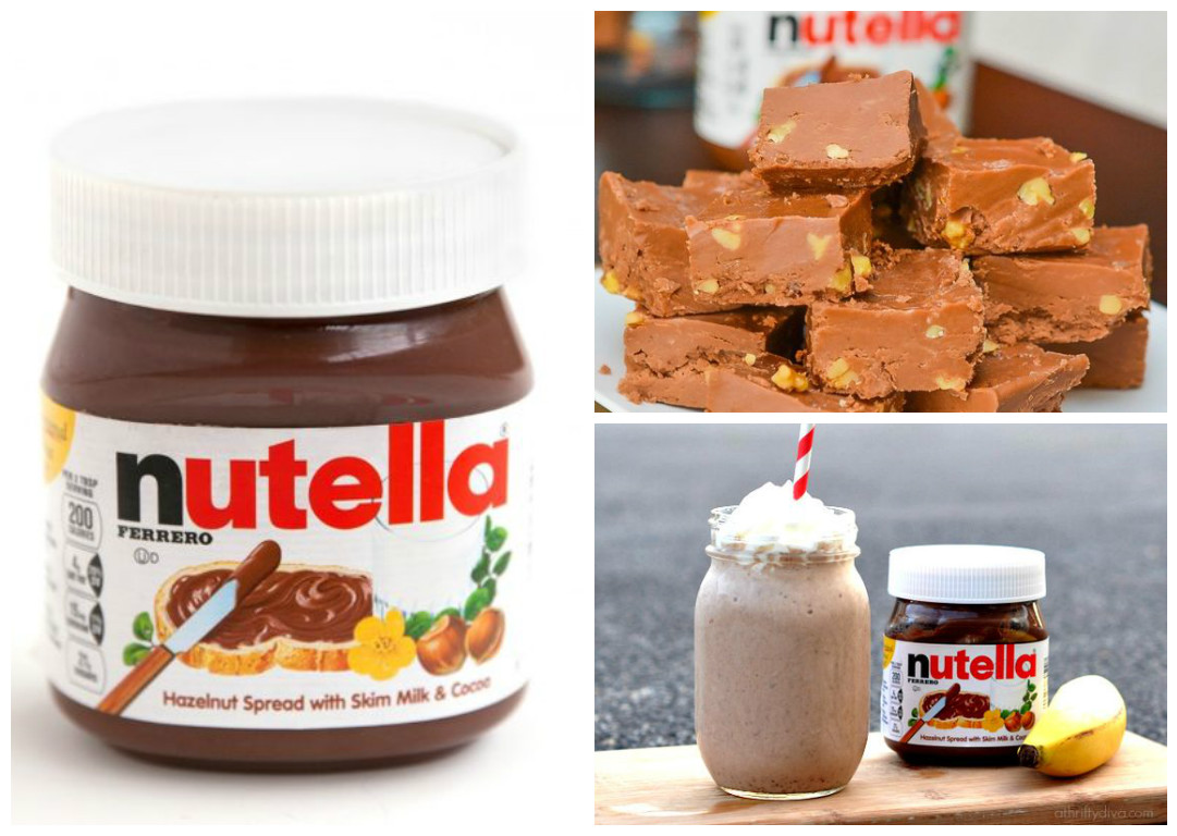 nutella day with ego and the staff